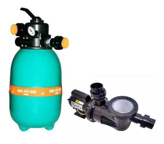 Filtro Para Piscina Dancor Dfr-12 Até 30.000 Litros De Água