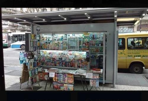 Imagen 1 de 6 de Kiosco De Diarios