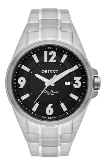 Relógio Orient Masculino Mbss1283 P2sx Aço Oferta