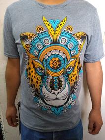 Playera Larva Dios Jaguar