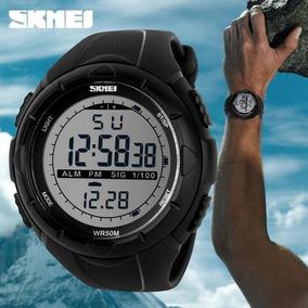 Relógio Masculino Skmei Led Digital 1025 Preto (promoção)