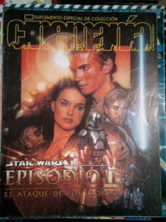 C24 Cinemania Suplemento Especial Star Wars Episodio 2
