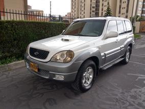 Hyundai Terracan Diesel Mt 7 Puestos. 2006