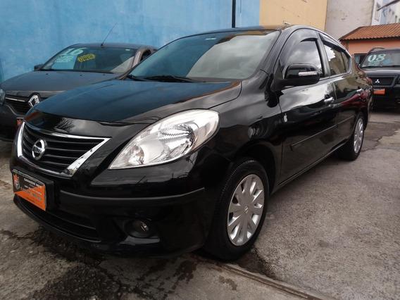 Nissan Versa Sv 1.6 2013 Completo