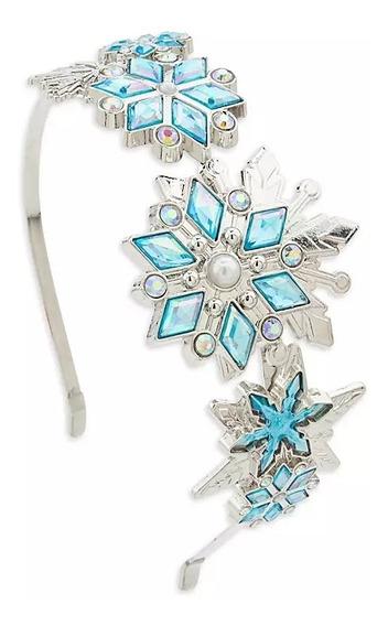 Frozen Elsa Corona Vincha Disney Store Disfraz