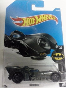 Hot Wheels Carro Batman Batmobile.classico Batman Decada 90