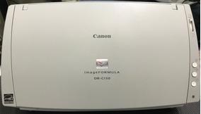Scanner Colorido Canon - Dr-c130