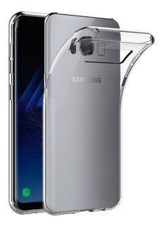 Funda Tpu Ultrafina Para Samsung S8 & S8 Plus Edge #