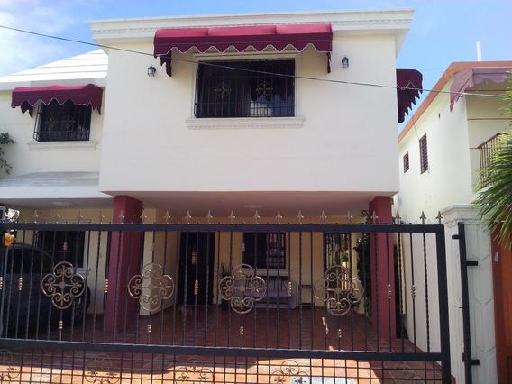 Vendo Casa De 3 Hab. En La Independencia Jardines Del Caribe