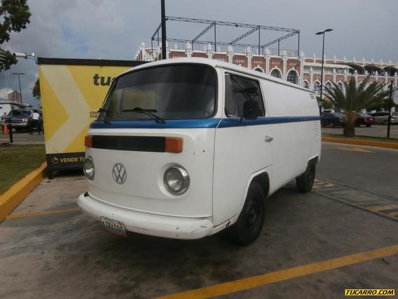 Volkswagen Kombi Carga