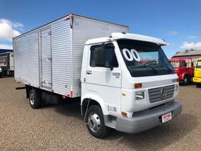 Ativa Caminhões - Volkswagen 8-150 4x2 2000/2000 Baú
