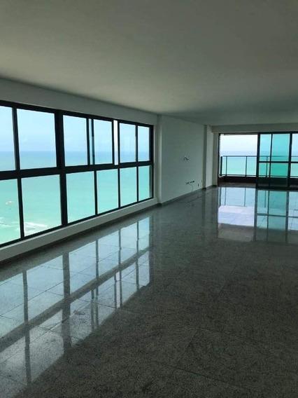 Apartamento Em Pina, Recife/pe De 237m² 4 Quartos Para Locação R$ 6.500,00/mes - Ap386225