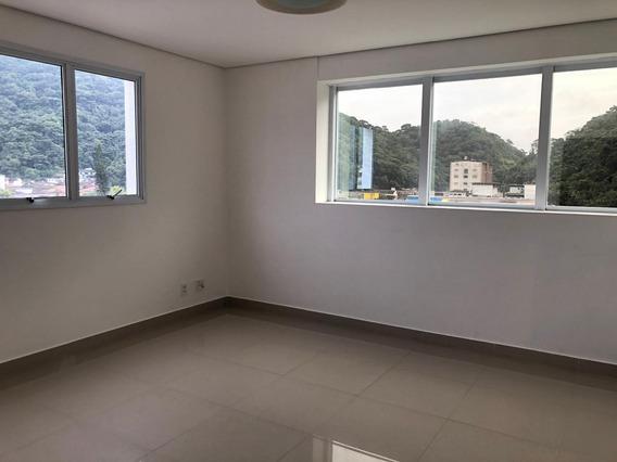 Sala Em Vila Maia, Guarujá/sp De 43m² Para Locação R$ 2.250,00/mes - Sa575077