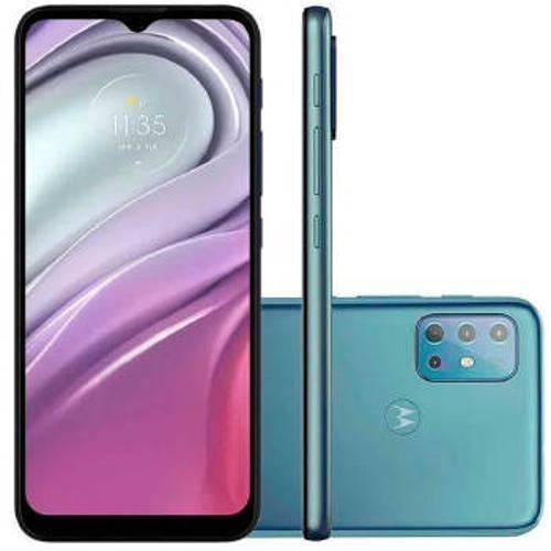 Imagem 1 de 7 de Celular Motorola Moto G-20 64gb Xt-2128 Dual - Pang0000br