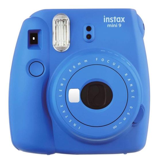 Câmera Instantânea Fujifilm Instax Mini 9 + 20 Fotos
