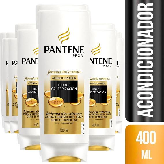 Pack De 12 Acondicionador Pantene Hidratación Extrema 400 Ml