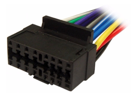 Chicote Plug Som Cd Sony - Jvc - Aiwa - Blaunpunkt
