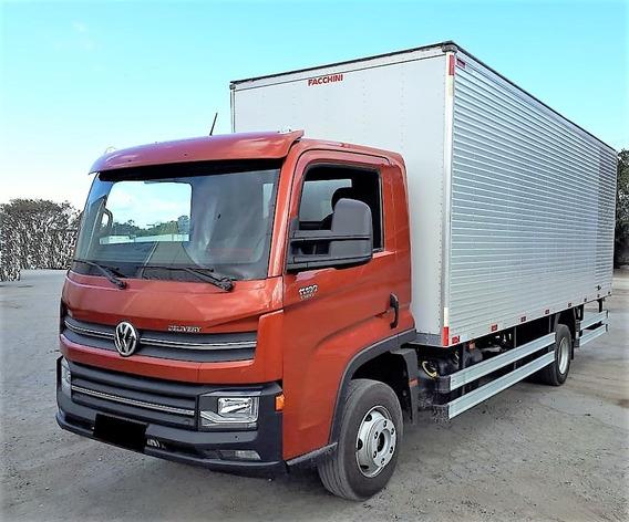 Vw 11180 Delivery Prime 2018 Com Baú Seco