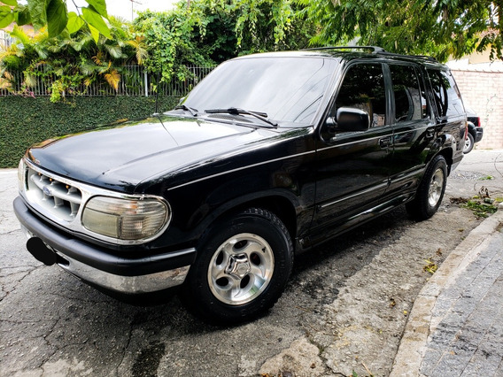 Ford Explorer Xlt 1996 Cambio Automatico 4x2