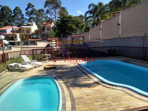 Apartamento Residencial À Venda, Parque São Vicente, Mauá. - Ap1174