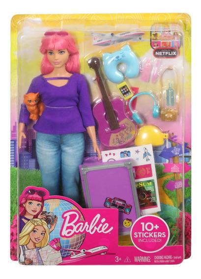 Barbie Explora Y Descubre, Daisy
