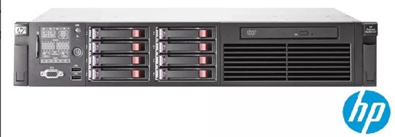 Servidor Hp Dl380 G7 2 Xeon Six Core X5670 32gb 2x146gb