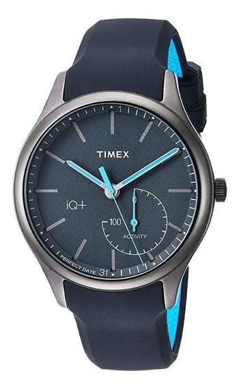 Reloj Timex Iq+ Move Reloj Inteligente Fitness Bluetooth