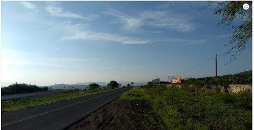 Terreno 18.5 Hectáreas En San Antonio La Galera Huimilpan