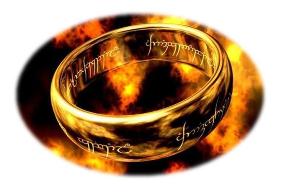 Anillos Señor De Los Anillos Hobbit La Mejor Réplica ! Amor