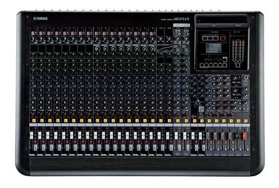 Mesa De Som Analógica 24 Canais Mgp24x Yamaha Nota Fiscal