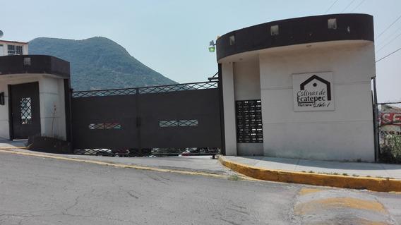 Casa Habitación En Colinas De Ecatepec 3 Recamaras, 2 Baños