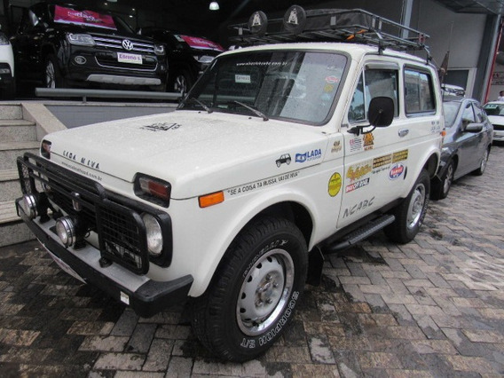 Lada Niva Niva 1.6/ Cd 4x4 Gasolina Manual