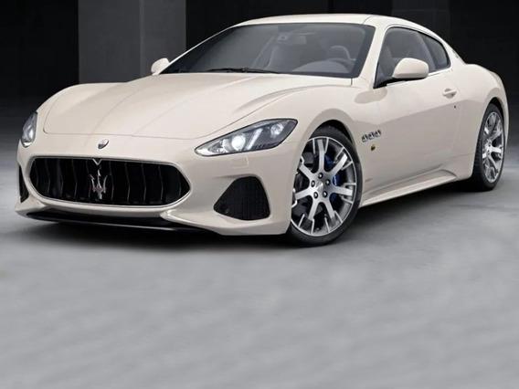 Maserati Granturismo Spor 2018