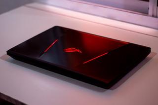 Notebook Asus Rog Strix Gamer + Ssd + Gtx 1050ti Gl553vd