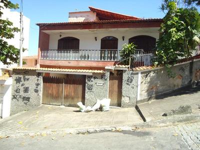 Casa Em Santa Rosa, Niterói/rj De 300m² 3 Quartos Para Locação R$ 4.000,00/mes - Ca140979