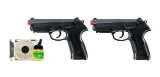Pistola Airsoft Px4 Storm Beretta Spring Kit Duelo Vi