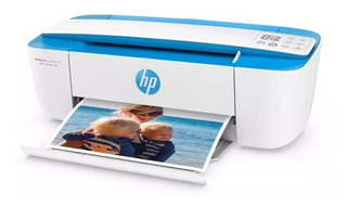 Impresora Multifuncion Hp 3775 Wifi Pc Usb Azul