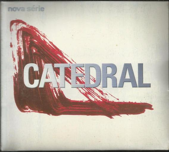 Cd Catedral Nova Série Com Bônus Para Celular Lacrado