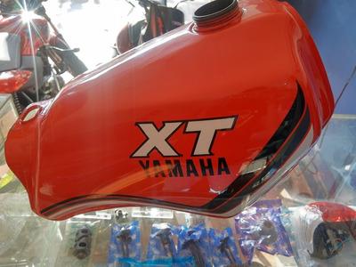 Yamaha 1983 - 1982