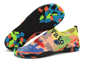 Shoes De Playa Secado Rapido Calzado Acuático Dama Caballero