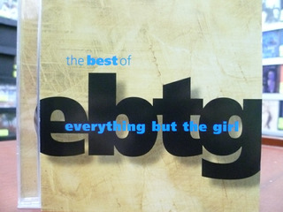 Cd Everything But The Girl Lo Mejor!! Madonna Sade Top Music