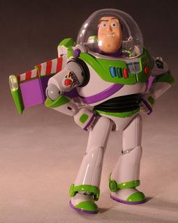 Toy Story Buzz Lightyear Alas Laser Interactivo Premium