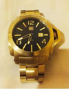 Relógio Quiksilver Lanai Dourado