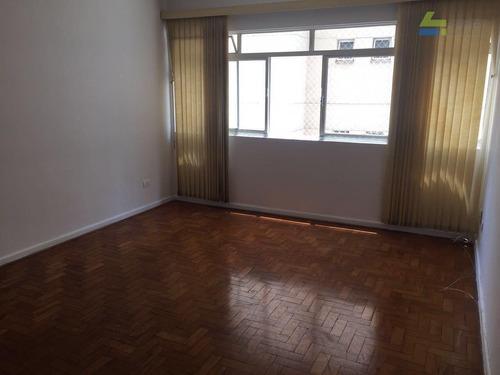 Imagem 1 de 10 de Apartamento - Paraiso - Ref: 12520 - V-870517