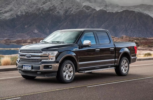 Ford F-150 Lariat Luxury En Stock 2021