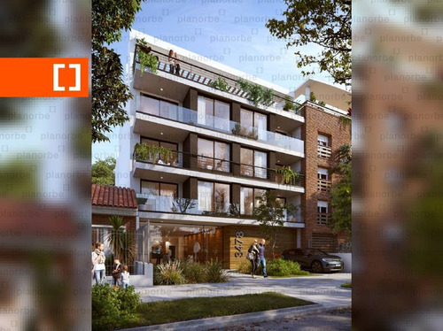 Venta De Apartamento Obra Construcción 2 Dormitorios En Pocitos Nuevo, Echevarriarza Plaza Unidad 404