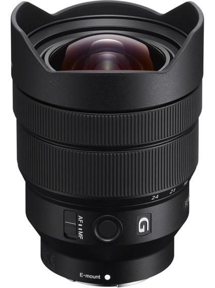 Lente Sony Sel Fe 12-24mm F4g