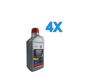 4 Oleo Castrol Maxi Performance 5w40 G053553r2 Original Vw