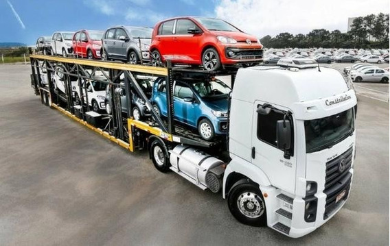Vendo Empresa De Transporte De Veículos, Cegonha