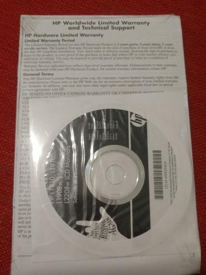 Software Y Documentation Hp L1910-1710